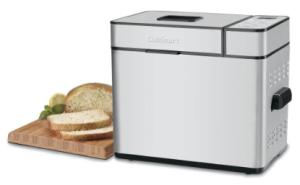 Cuisinart CBK-100 2-Pound Programmable Bread maker machine