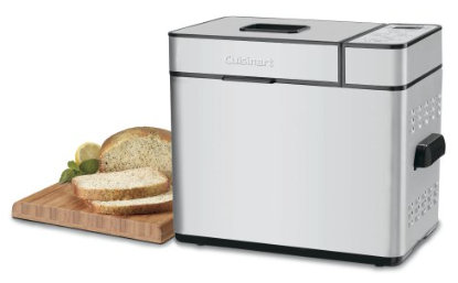 Cuisinart CBK-100 2-Pound Programmable Bread maker machine