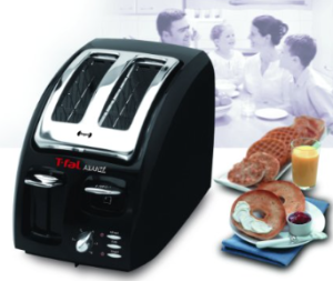 T-fal 8746002 Classic Avante 2-Slice Toaster with Bagel Function