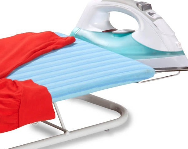 Honey-Can-Do BRD-01435 tabletop ironing board