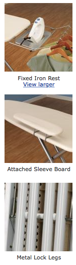 household essentials fibertech ironing board review all kitc