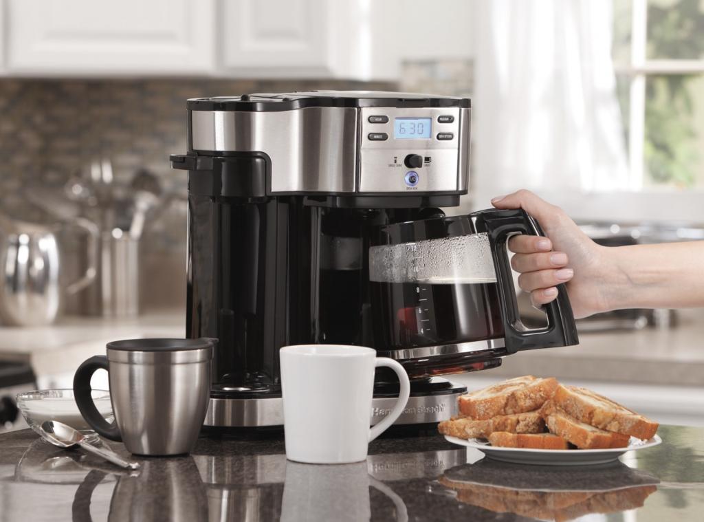 Hamilton Beach 49980A Full Pot Coffee Maker