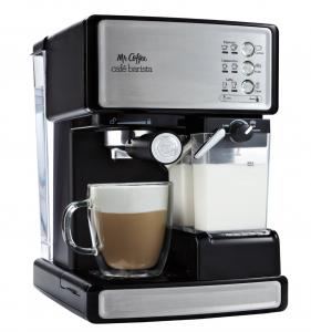 Mr. Coffee ECMP1000 Café Barista Premium Espresso Cappuccino Maker
