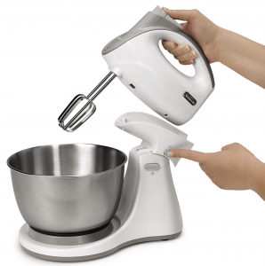Sunbeam FPSBHS0301 250-Watt 5-Speed Hand and Stand Kitchen Mixer