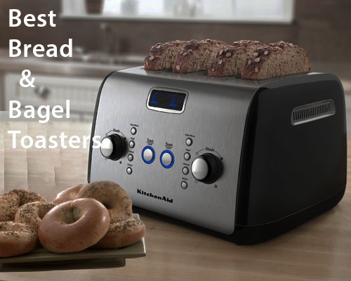 Best Bread and Bagels Toasters Comparison